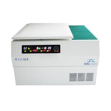 可成台式低速冷冻离心机,L3-5KR