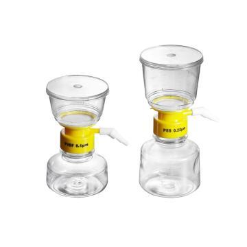 真空式過濾器PVDF膜,1000ml,0.22um,1個/包,12個/箱