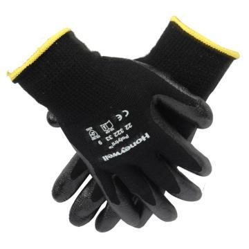 霍尼韦尔Honeywell 丁腈涂层手套,2232233CN-9,丁腈涂层耐油防滑手套,10副/包