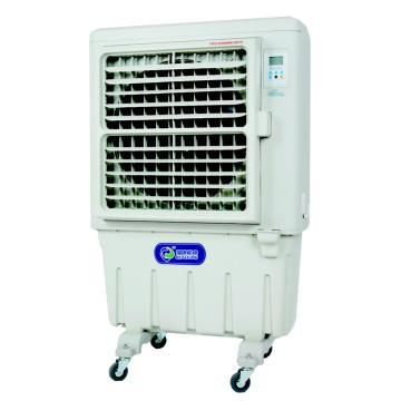 瑞康机电  移动式冷风机,RK-70,220V,290W,风量7000m3/h,加水量70L,耗水量4-6L