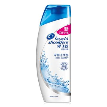 海飞丝去屑洗发露,深层洁净型200毫升,单位:瓶