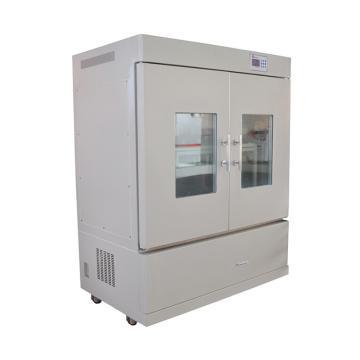 博迅 立式摇床,特大容量,恒温恒湿带制冷,回旋振荡式,控温范围:0~60℃,BSD-YX1600