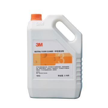 3M 中性清潔劑,1加侖/桶 單位:桶