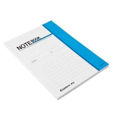 齐心 通用系列办公软抄本,C32060 32K 44张 配 颜色随机 单位:本