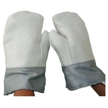 JUTEC H3110030 2指1100℃耐高温织物手套