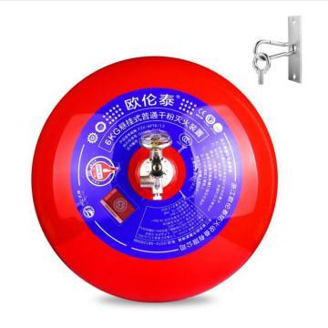 欧伦泰 悬挂式干粉灭火器 6kg,26.6*31(高×直径)cm(新疆、西藏、内蒙古、甘肃、宁夏、青海、海南等偏远地区除外)