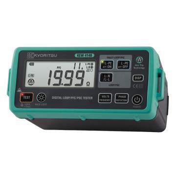 克列茨/KYORITSU 回路电阻测试仪,4140