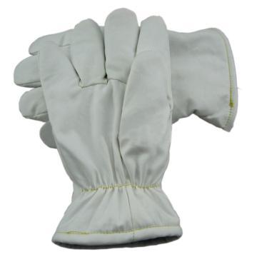 富力G227W,无尘耐高温手套,耐温180~200℃,38cm