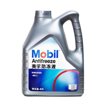 美孚 防冻液,Mobil Antifreeze,4L