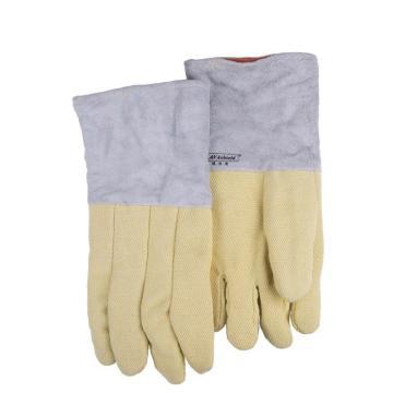 威特仕 隔热手套,10-4911-XL,耐高温手套 300-500度