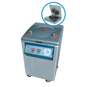 立式压力蒸汽灭菌器,50L,220V  3kW  智能内排,YM50FN,三申