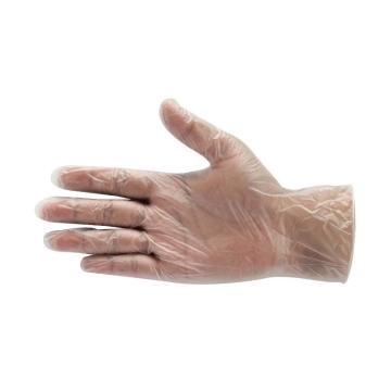 安思尔Ansell 无粉一次性手套,8505-L,一次性PVC手套 无粉 透明色,100只/盒