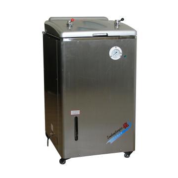立式压力蒸汽灭菌器,50L,220V   3kW人工加水,YM50A(新),三申