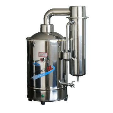不锈钢电热蒸馏水器(自控),20升/时,DZ20Z,三申