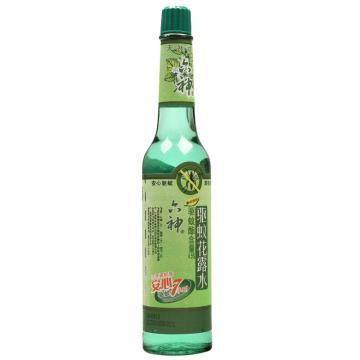 六神 花露水,195ml驅蚊玻璃瓶(30瓶/箱)單位:瓶
