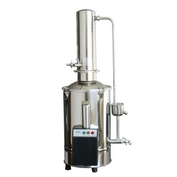 不锈钢电热蒸馏水器(普通),5升/时,DZ5,三申