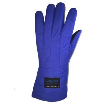 蓝涤 低温防护手套,SHLD1046-38,低温防护手套