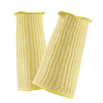 安思尔Ansell 3级防割袖套,70-206,Kevlar Sleeves系列 152mm 黄色,1只