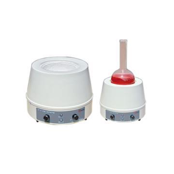 泰斯特 电热套,电子调温磁力搅拌,98-II-B,500ml