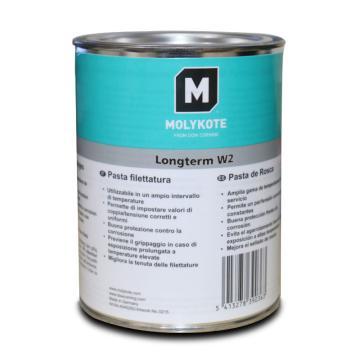 摩力克长效润滑脂,MOLYKOTE longterm W2,1KG