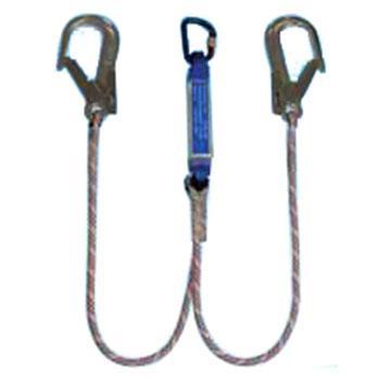 双钩缓冲系绳1.5米