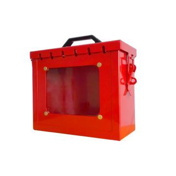 都克 可视性多孔锁具箱(空置),240×100×150mm,B14
