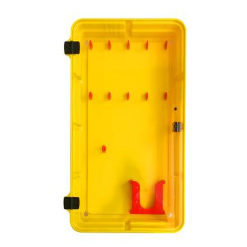 都克 十锁锁具站(空置),288*75*534.5mm,S52B