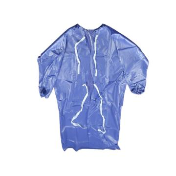 安思尔Ansell 防化围裙,56-910-M,聚氯乙烯材料