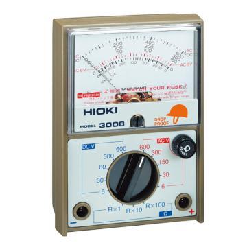 日置/HIOKI 3008模拟万能表