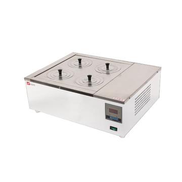 电热恒温水浴锅,智能式控温仪,DK-98-IIA,双列四孔