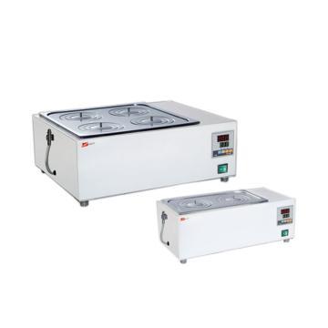 电热恒温水浴锅,智能式控温仪,DK-98-IIA,单列六孔