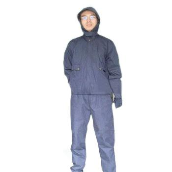 赛菲特 电磁防护服,藏青色 M