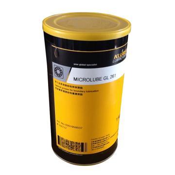 克鲁勃 边界润滑脂,Microlube GL 261,1kg/桶