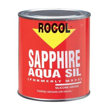 罗哥 蓝宝石防水硅酮润滑脂,Rocol 12253,500G
