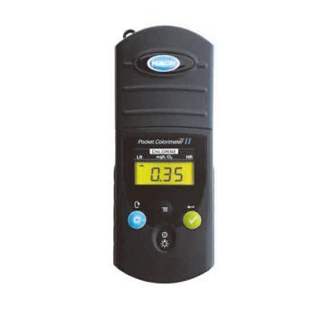 余氯分析仪/总氯分析仪,哈希 PCII型水质分析仪,58700-00