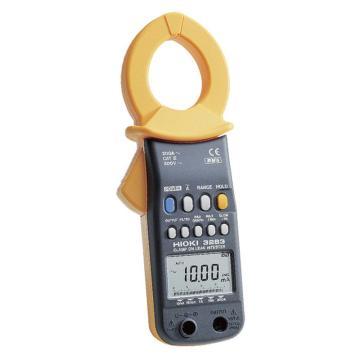 日置/HIOKI 泄漏电流钳形表,200A真有效值,3283