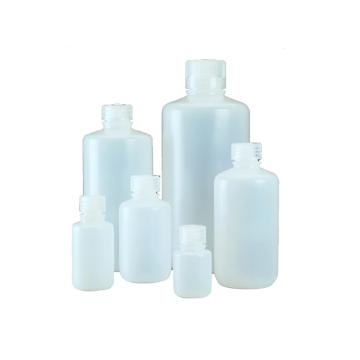 窄口样品瓶,125 ml,天然HDPE