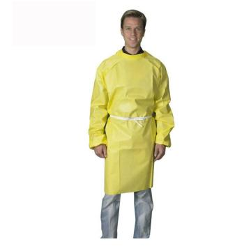 雷克兰Lakeland 防化围裙,CT1S019,C1B-A527升级款 凯麦斯1反穿围裙,25件/箱