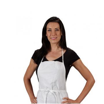 雷克兰Lakeland 防化围裙,AMN601,麦克斯吊带围裙 71cm×91cm,100件/箱
