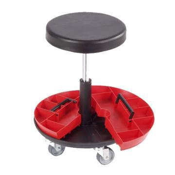 MEY工作凳, 高度調幅:420-560/450-580mm帶兩個可拆卸的工具盒(散件不含安裝)