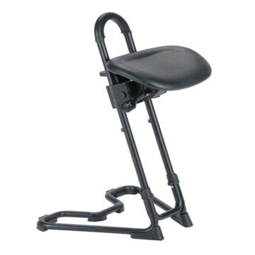 工位椅,MEY工位椅,仿皮坐垫可旋转 倾斜度可调 高度可调680-910mm(散件不含安装)
