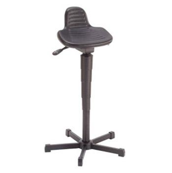 MEY工位椅,坐垫可旋转 倾斜度可调 高度可调590-870mm(散件不含安装)