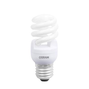 欧司朗 迷你螺旋节能灯 5W 865 E27  白光
