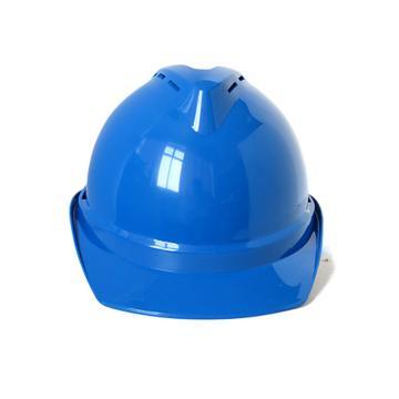 禄华ABS安全帽,蓝色,正面印国电logo(同系列30顶起订)
