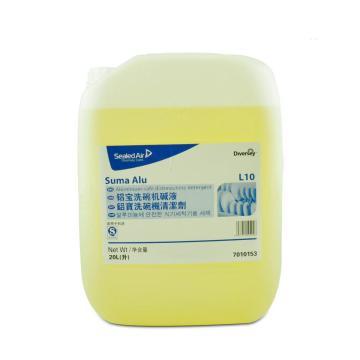 莊臣泰華施鋁寶洗碗機堿液,20L 單位:桶