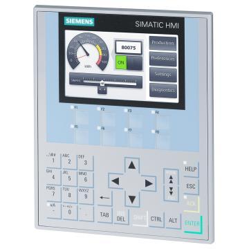 西门子SIEMENS 人机界面HMI,6AV2124-1DC01-0AX0