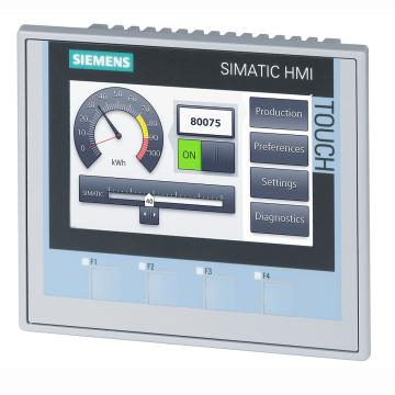 西门子SIEMENS 人机界面HMI,6AV2124-2DC01-0AX0