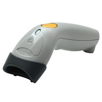 摩托罗拉 symbol经济型一维有线扫描枪,LS1203 USB接口 标配带智能感应支架 单位:个