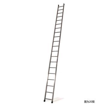 金锚 美标铝合金直梯,踏棍数:20 额定载荷(KG):110 直梯高度(米):6.13,ACA1-120