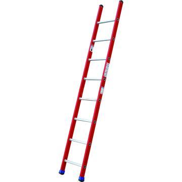 金锚 玻璃钢绝缘方管直梯,踏棍数:8,直梯高度(米):2.6,LCS260SGF1